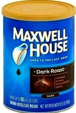 Maxwell House Dark Roast Ground Coffee 10.5 oz ( Pack of 6 )