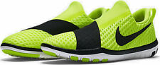 NIKE FREE CONNECT WOMEN CROSS TRAINING RUN SHOES VOLT BLK SZ 10 NEW 843966-700