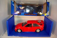 UT MODELS FORD ESCORT RS COSWORTH RED MINT BOXED RARE SELTEN RARO