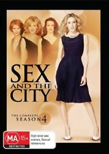 Sex And The City : Season 4 (DVD, 2006, 3-Disc Set)