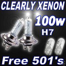 Ampoules Xénon 100W claire H7 Faisceau Complet BMW E46 COMPACT