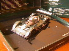 BENTLEY EXP SPEED 8 #8 LE MANS 24 H 2002 WALLACE LEITZINGER V.D. POELE MINICHAMP