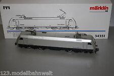 Märklin 34351 Locomotora Eléctrica Serie 152 Technosilber Escala H0 Emb.orig