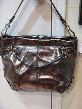 COACH Genuine Leather Authentic Women's Brooke Satchel Hobo Handbag Purse $358+