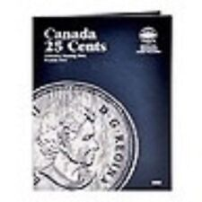 Canada 25 Cents Whitman Folder Starting 2001