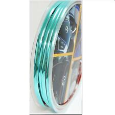 CAR DASH PARTS DECORATION TRIM MOULDING 4MM(W) X 5M(L) BRIGHT BLUE