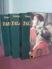 TALLEYRAND - COFFRET 3 TOMES - G. LACOUR-GAYET - ÉD. PAYOT