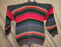 NEW Hanna Andersson Toddler Boy Size 100 4T Multicolored Multi-Patterned Sweater