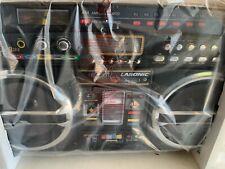 VINTAGE ANTIQUE RADIO  LASONIC PORTABLE BOOMBOX GHETTO BLASTER i931 PLAY IPOD