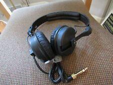 SENNHEISER BRAND  MODEL HD25-1-II STEREO HEADPHONES. OVER EAR-WORK! USED-IRELAND
