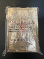 NEW SEALED - Diablo 3 III Mini Tyrael Statue Blizzcon 2011 - Blizzard Sideshow