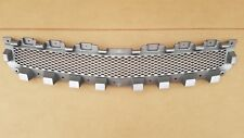 fits 2008-2012 CHEVY MALIBU Front Bumper SILVER Upper Top Grille NEW