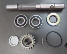 Hobart Mixer H600-L800 Agitator Shaft 00-064137 + 18 Tooth Pinion Gear 00-024270