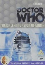 Doctor Who The Dalek Invasion of Earth 5014503115623 DVD Region 2