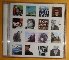 Bon Jovi – Crush - CD Album - 2000 - Promo
