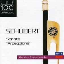 "SCHUBERT: SONATE ""ARPEGGIONE"" NEW CD"
