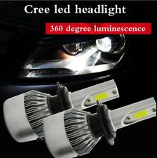 8000LM H4/HB2/9003 Car LED Headlight Kit Fog Light Bulbs Hi/Low Beam 6000k