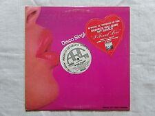 "Deniece Williams I Found Love B/W Are You Thinking? 1979 Promo 12"" 33 1/3 RPM NM"
