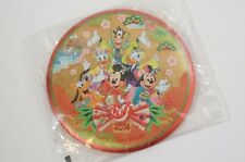 Tokyo Disney Resort Button Happy New Year Of Horse 2014 Horace TDR JAPAN
