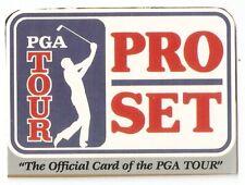 1991 Pro Set Golf Trading Card Singles 1-250