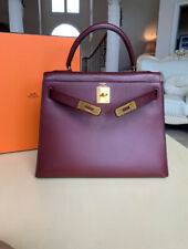 """100% Authentic HERMES Kelly 28"""" B"""