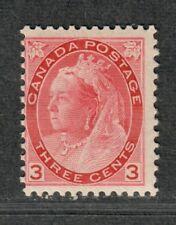 Canada Sc#78 M/NH/F, Cv. $180