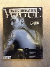 Vogue Hommes/Men Paris International ~ Spring-Summer #08 Erotic