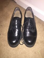 Men's 10.5 Unlisted Black Lace up dress shoes $20