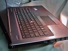 HP EliteBook 8760w 17.3+Quad i7 2.4Ghz+12GB+256 SDD+750gb+Fire Pro 5950 Blu-Ray