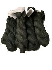 Madelinetosh Eyre worsted Yarn 9 Skeins Brother's Grimm Merino Silk Baby Alpaca