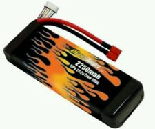 6cell 22.2volts Battery Pack 6S 100c 2250mah 22.2volts MaxAmp LiPo 6-cell pack