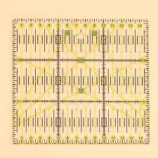 15cmx 15cm Quilting Patchwork Ruler Premium Rotary Craft Square Imperial
