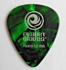 25 X Planet Waves D'addario Classic Green Celluloid 1mm Guitar Picks Plectrums