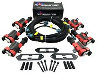 2004-2008 FORD F150 F-150 F-250 F250 IGNITION COIL PACKS /& WIRE HARNESS CLIP SET