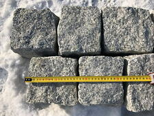 Neues Granitpflaster aus Striegau 15 x 17 grau Sonderpreis  69 €* pro 1 Tonne