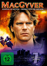 MacGyver - Die komplette 7. Staffel (Richard Dean Anderson)            DVD   507
