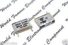 2pcs - WIMA MP3-X2 0.022uF (0,022µF 22nF) 250V AC pitch:15mm CLASS X2 Capacitor