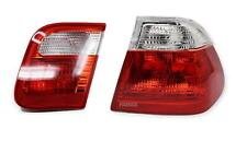 BMW 3 E46 Tail Lights Inner and Outer Right