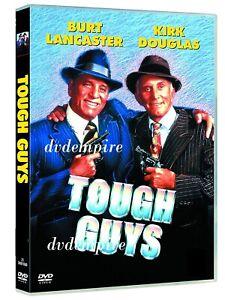 Tough Guys DVD Kirk Douglas Burt Lancaster Brand New & Sealed Australian Release