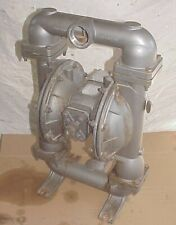 Stainless Steel Sandpiper Diaphragm Pump 2 Npt Epdm Used Air Operated