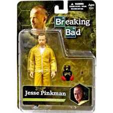 Jesse Pinkman Breaking Bad 2014 Collectible Action Figure Mezco NIB Gas Mask NIP