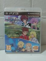 Tales of Graces F / Tales of Symphonia Chronicles - ps3 playstation 3 game