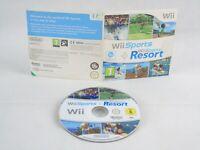 Wii Sports + Wii Sports Resort Wii Nintendo Sleeve PAL