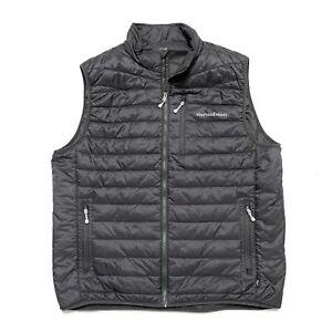 Vineyard Vines Men's L Large insulated Puffer Vest Full Zip Jacket
