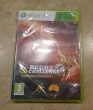 Rugby Challenge 2 Xbox 360 Game PAL Version The Lions Tour Edition