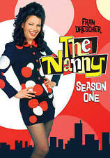 The Nanny - The Complete First Season (DVD, 2014, 2-Disc Set) Free Shipping!