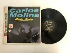 Carlos Molina Mabo Jumbo Lp Caliente discoteca CD-1004 nos Muy Bueno + + 01D