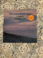 The Harmonizing Four Tommie, Lonnie & Me Vinyl 1971 Promo Copy