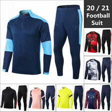 20/21 football club sets adult Soccer training suit new long sleeve coat suit
