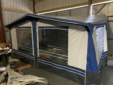 NR Pullman Caravan Awning With Bed Annexe, Size 850cm, Size 8 - 9 Awning